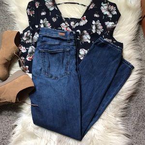 Sneak Peek size 7 jeans